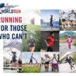 Schweißtreibender Charity-Lauf am 09.05.2021